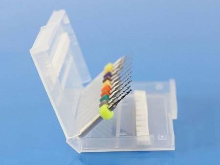 Zestaw wierteł do PCB - od 0.1mm do 1mm - L009W - 10szt.