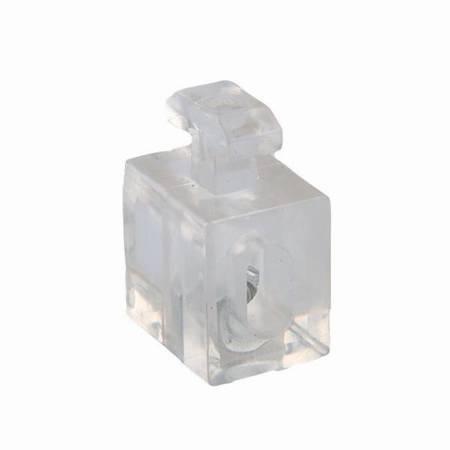 #KOMIS Mocowanie Blok do łączenia profili aluminiowych 2020 - Plastikowe złącze