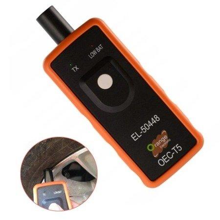 Aktywator - programator czujników TPMS EL-50448 - monitorowanie ciśnienia w oponach