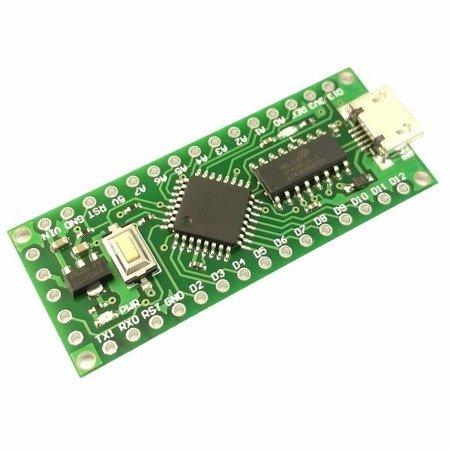 BTE18-04 LGT8F328P MiniEVB - HT42B534 - zgodny z Arduino NANO V3.0
