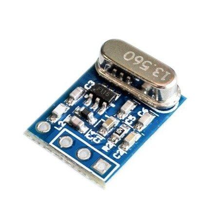 Bezprzewodowy moduł nadawczy SYN115 - F115 433 MHz - nadajnik ASK