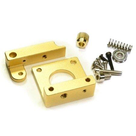 Ekstruder aluminiowy MK8 1,75mm - Prawy - do drukarki 3D RepRap