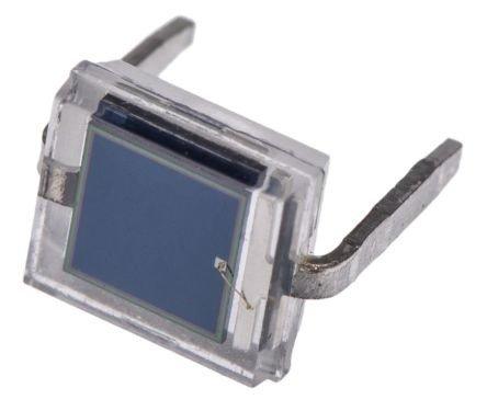 Fotodioda IR PIN - BPW34 - czujnik podczerwieni