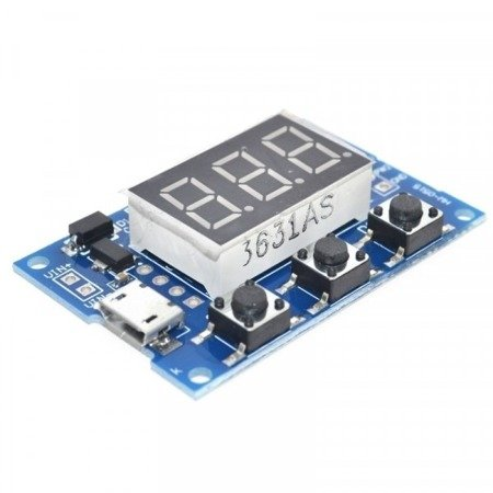 Generator sygnału PWM 2-CH - precyzyjny cyfrowy 2-kanałowy generator PWM