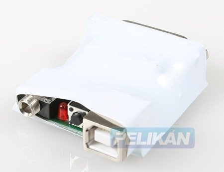 Interfejs USB dla PC RCM Pelikan Trainer - #Komis