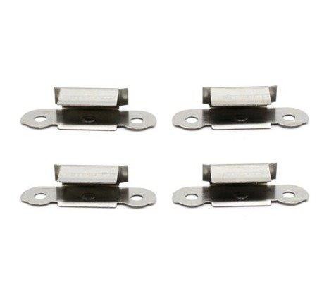 Klips - Zacisk mocujący szkło do stołu grzewczego Heatbed 6mm -  klamra