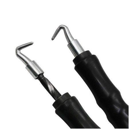 Klucz automatyczny do wiązania zbrojenia - Wiązarka drutu TWIST - Hak