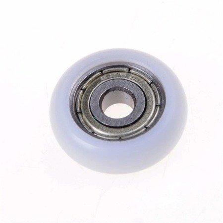 Koło prowadnicy 5x23x7mm - oś 5mm - rolka łożyskowana - do drukarek 3D