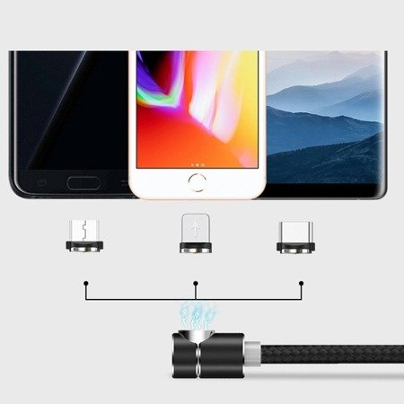 Końcówka magnetyczna Micro USB - adapter do kabla magnetycznego