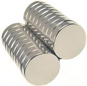 Magnes 3x1mm walcowy N38 - magnes neodymowy