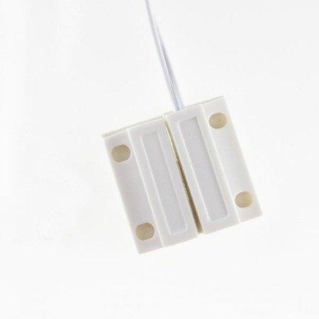 Magnetyczny czujnik otwarcia drzwi MC-38 - wyłącznik kontaktronowy