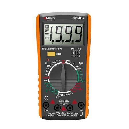 Miernik Uniwersalny DT9205A - wielozakresowy multimetr