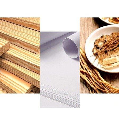 Miernik wilgotności drewna i tektury - wilgotnościomierz 0-99.9%