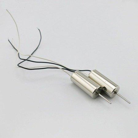 Mikro silnik szczotkowy 716 - 3,7V - CCW - 50.000 RPM - oś 8mm - 7x16mm KOMIS#