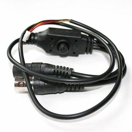 Mini Kamera FPV do drona - HS1177  600TVL - obiektyw 2,8mm