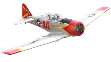 Model T6 TEXAN (120) 2103mm ARF - SEA76#3