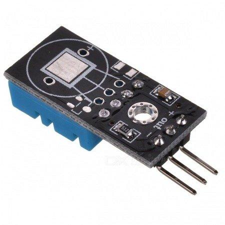 Moduł DHT11 - Czujnik temperatury i wilgotności ARDUINO