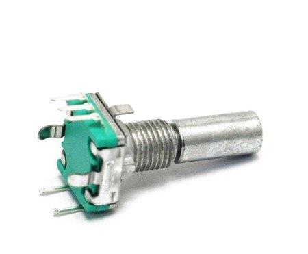 Moduł - Encoder impulsator EC11 - 20-impulsów z przyciskiem - rotary enkoder