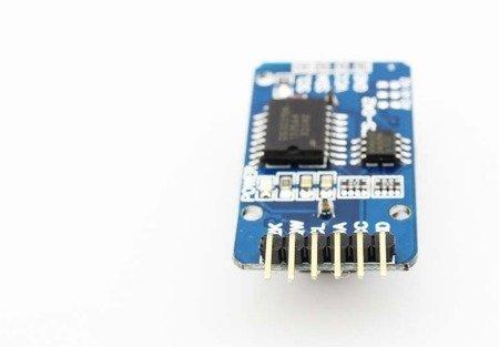 Moduł czasu RTC DS3231 AT24C32 - precyzyjny zegar na I2C bez baterii - Arduino