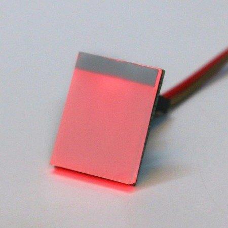 Moduł czujnika dotyku HTTM - podświetlany - czerwony - pamięć stanu