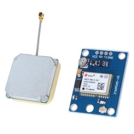 Moduł komunikacji GPS GY-NEO6M V2 - Arduino