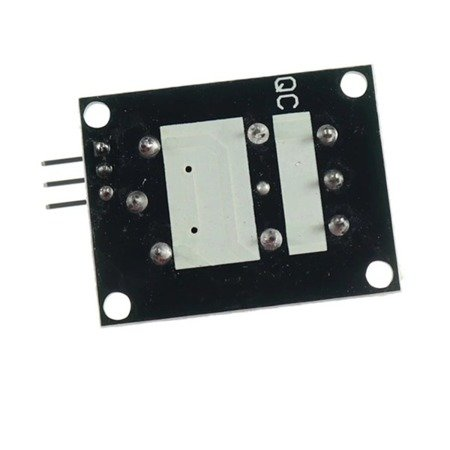 Moduł przekaźnika 1-kanał - 5V - 10A/250V - moduł przekaźnikowy