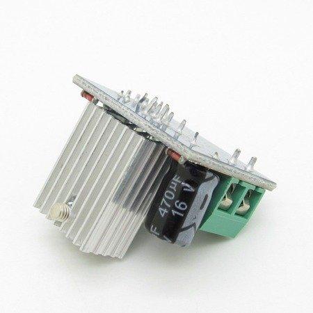 Moduł wzmacniacz audio TDA2030 18W - końcówka mocy 18W