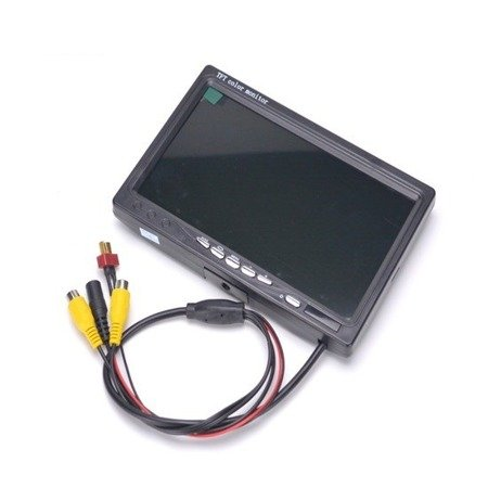 Monitor do FPV LCD 7' - HD 1024 x 600 - TFT LCD - 16:9 - Bez blue screen