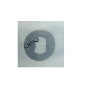 Naklejka NFC F08 - 25mm - 1024 bajt - RFID - samoprzylepna