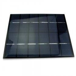 Ogniwo słoneczne - 2W 6V - 136x110x3mm - OS2 - Panel solarny
