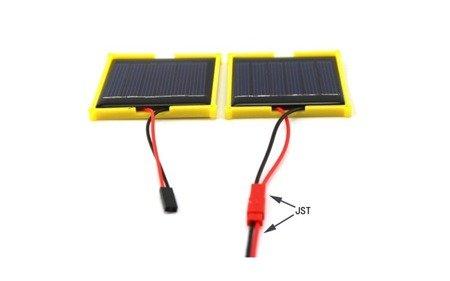 Panel solarny - 3V 100mA - 6x6cm - panel słoneczny - do budowy robotów i projektów DIY - pv - solar -fotowoltaiczny