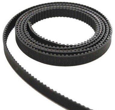 Pasek GT2 - 10mm  - Black - RepRap 3D CNC - 1mb