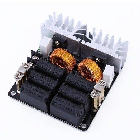 Piec Indukcyjny ZVS 12-48V - 1000W - 20A  - Moduł nagrzewnicy indukcyjnej