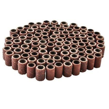 Pierścień szlifierski - 6x13 mm - frez ścierny - kapturki 100 szt