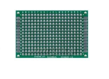 Płytka uniwersalna dwustronna 40x60mm - PI23Z - PCB