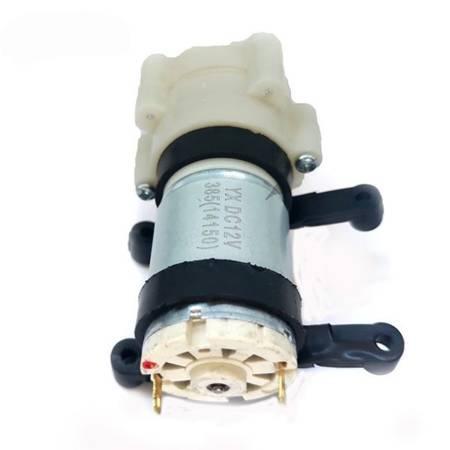 Pompa membranowa - silnik R385+ - 12V - 3W - mini pompa wody