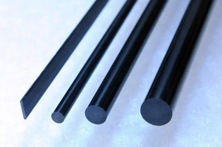 Pręt węglowy  2 mm -1mb