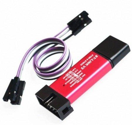 Programator ST-LINK/V2 (Compatible) dla STM32 i STM8