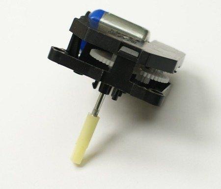 Przekładnia ślimakowa z silnikiem DC 130 3V - w obudowie - LD02 - do budowy robotów i projektów DIY