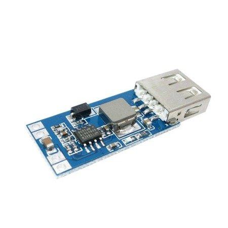 Przetwornica Step-Down - 9-24V - na 5V - USB - 2.5A