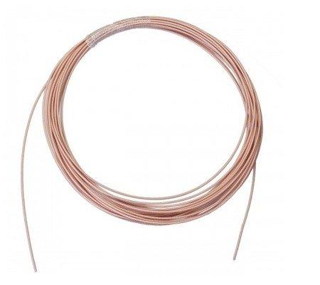 Przewód koncentryczny - antenowy - RG178 - impendancja 50 Ohm - izolacja PTFE