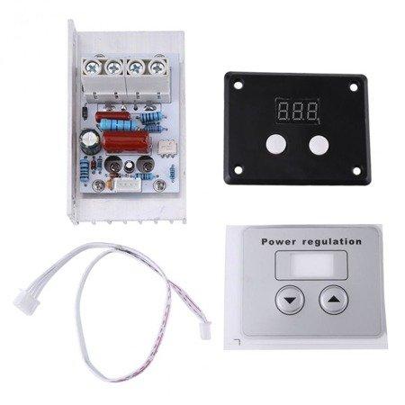 Regulator napięcia mocy AC220V 10000W - moduł sterowania mocą