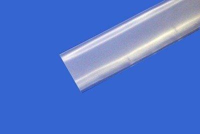 Rurka koszulka termokurczliwa PE Ø40/20 mm - bezbarwna 1mb - elastyczna
