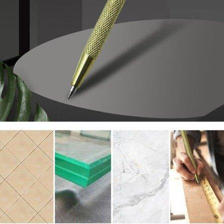 Rysik traserski - punktak -  do ceramiki - metalu - szkła