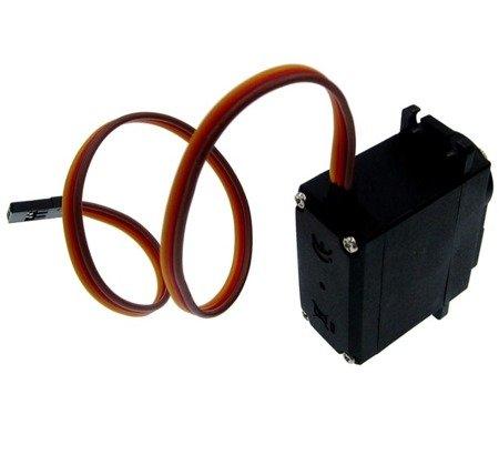 Serwo Cyfrowe MG996R - 55g 13kg/cm - metalowa zębatka - do projektów DIY