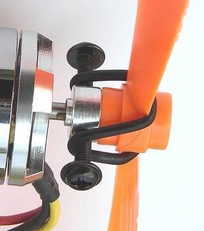 Śmigło ABC-Power 8x6 SF - Slow Flyer - śmigło 8060 do elektryków na oś 3mm