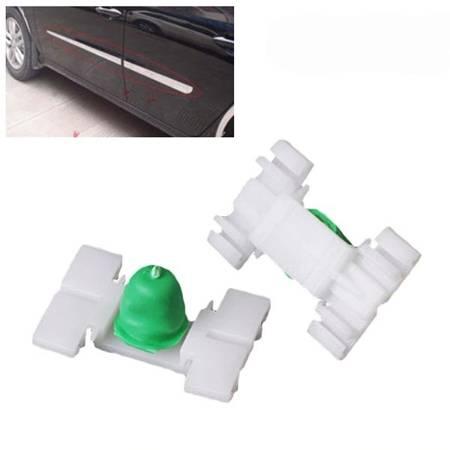 Spinki samochodowe - Spinka listwy bocznej do BMW E36 E46 320 325 328 323 M3 - 20szt