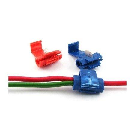 Szybkozłączka na kabel 0,75-2,5 mm² - Złącze zaciskowe na przewody 14-18 AWG - rozgałęźnik