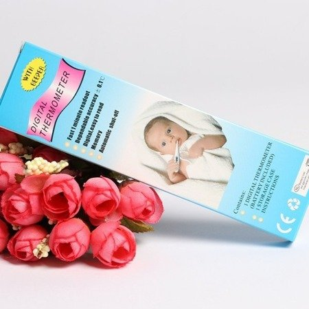 Termometr lekarski dla dzieci - elektroniczny