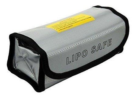 Torba LIPO-SAFE Bag 185x75x60mm - Bezpieczna torba na akumulatory Lipo
